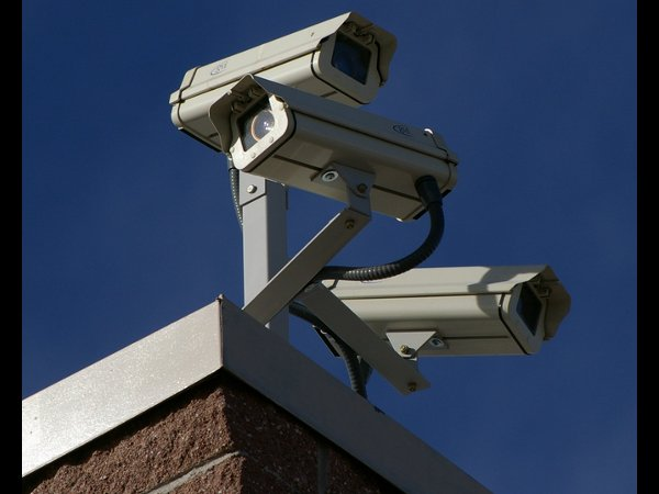 CCTV monitoring for online JK CET exam