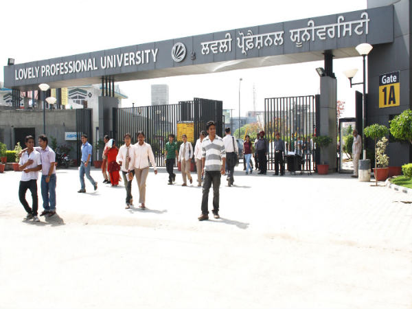 Lovely Professional University in IITF