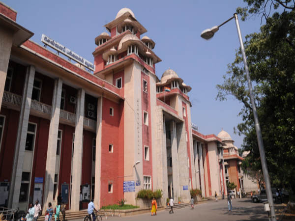 'Exceeding Expectations' in Madras University