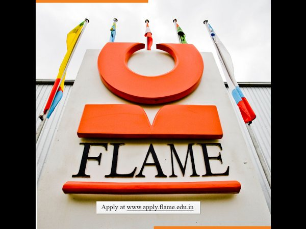 FLAME offers UG and PG programmes admission