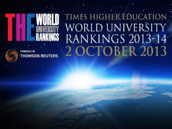 Universities of India not in top 200