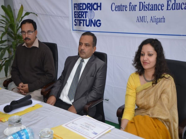 AMU Distance Education ties with German Foundation