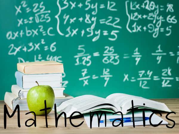Mathematics Syllabus for JEE Main 2014