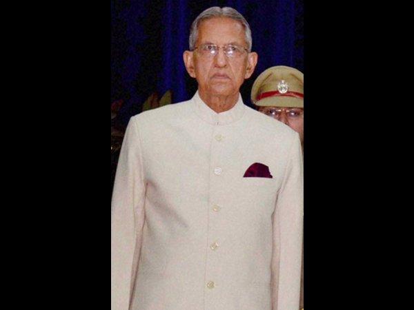 UP Governor addresses Sanskrit varsity convocation