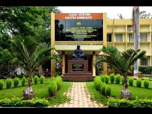 PG Diploma programmes at NIRD, Hyderabad