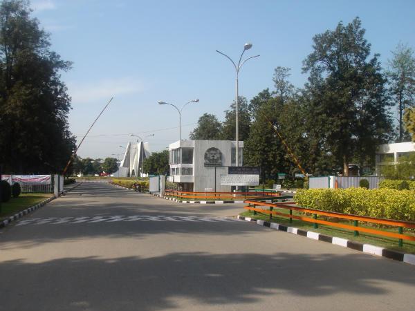 Panjab University is in top 13