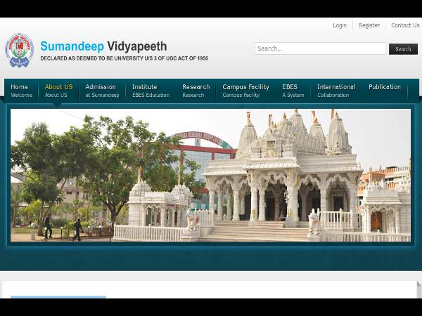 PG Medical courses admissions @Sumndeep Vidyapeeth