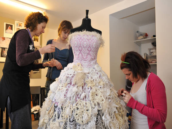 Want to work in fashion industry? Here's how...