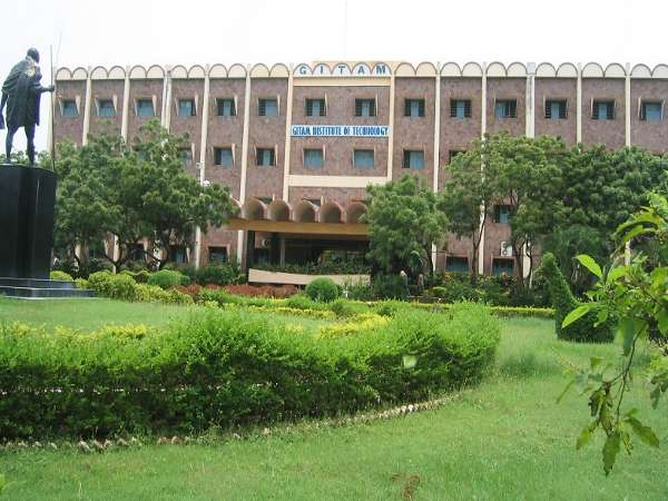 UG and PG programmes admission at GITAM University