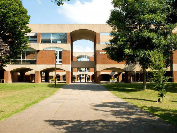 Programme for admission in Sussex University