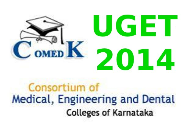 ComedK announces UGET 2014 test date