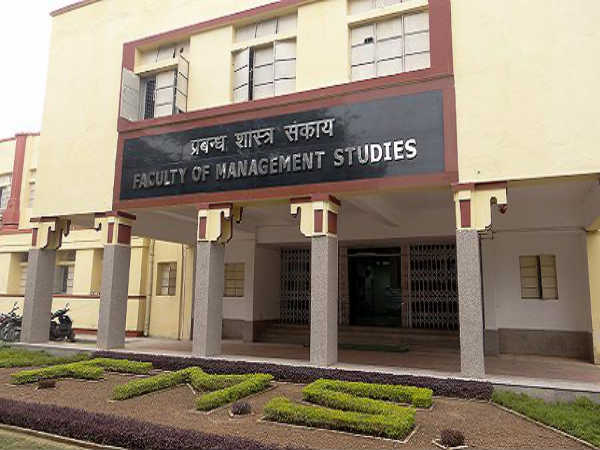 FMS Delhi MBA Admission 2019 – Faculty of Management Studies