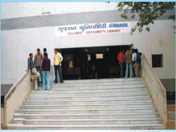 No transparency in Gujarat University