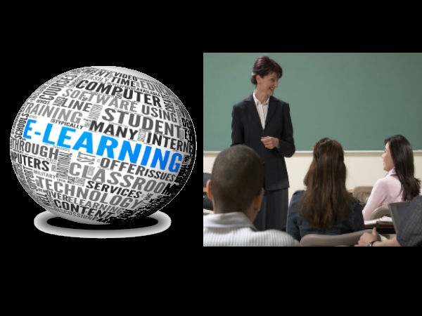 Should technology(e-learning) replace teachers?