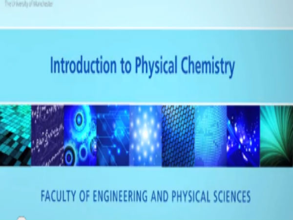 Learn Physical Chemistry online