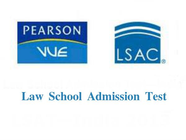 LSAT 2014: exam notification