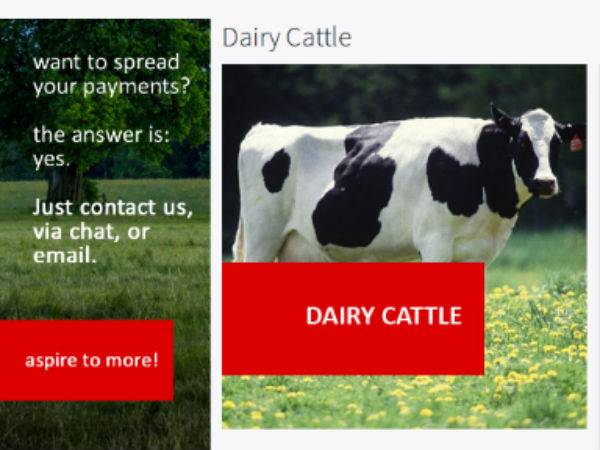 Online course on dairy farming