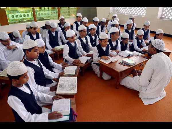 Enrolment of Muslims in schools increased