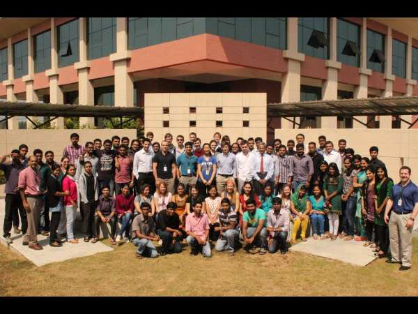 Asian School of Business hosts exchange students