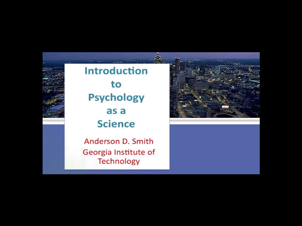 Where to learn Psychology as a Science?