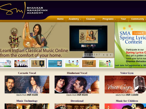 online course on Indian music