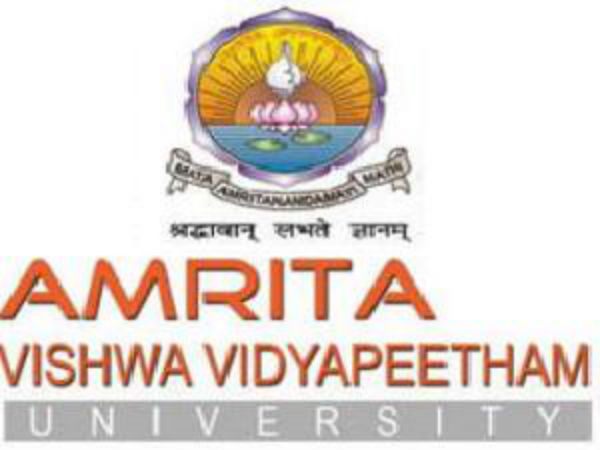 Apply here for national workshop at Amrita Univ.