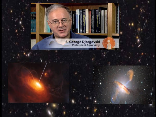 Where to learn about Galaxies and Cosmology?