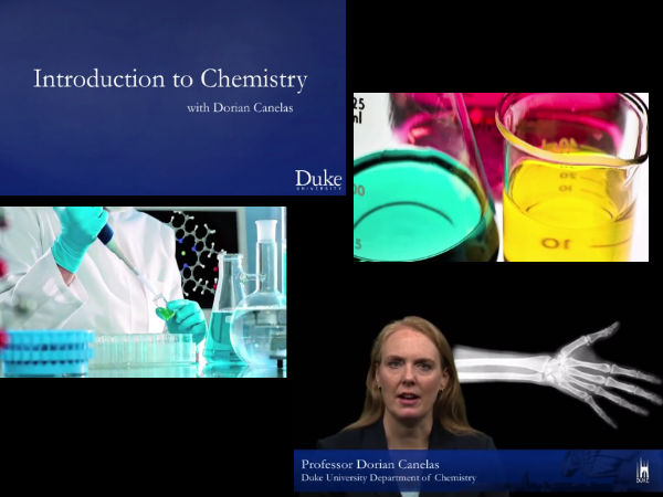 Introduction to Chemistry- an online course