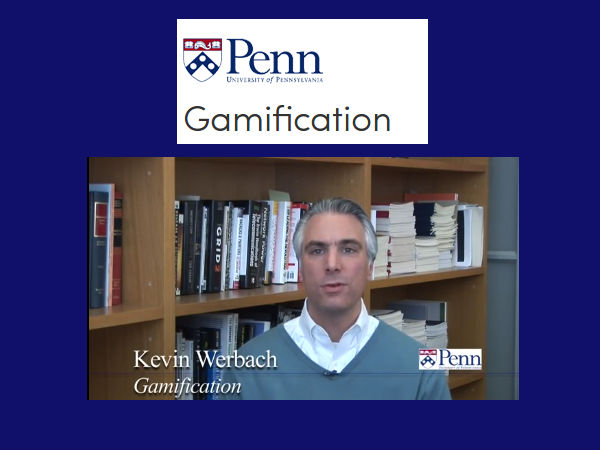 Where to learn the concept of Gamification?
