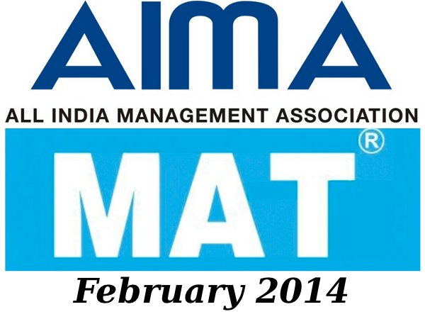Check application status of MAT February 2014