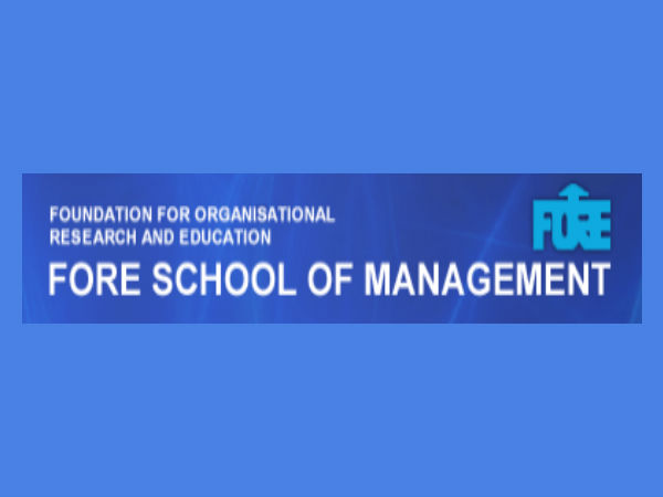 Fore school of management announces admissions