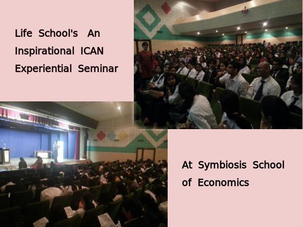 Life School's seminar at Symbiosis