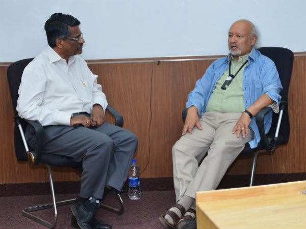 Dr Thomas Kailath in conversation with Mr G Vijaya Raghavan at Asian School of Business (3)