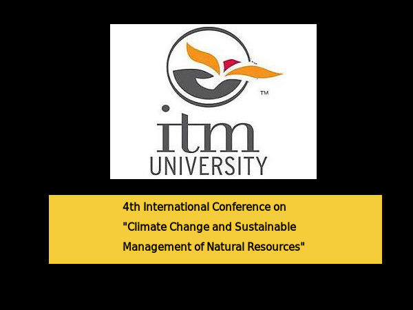 ITM University's 4th International Conference