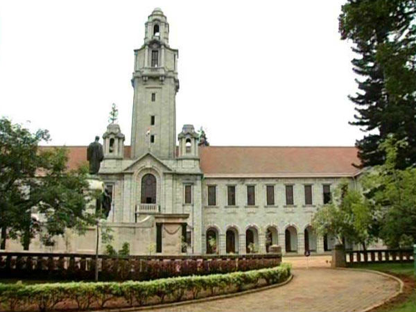 Admission open at IISc Bangalore