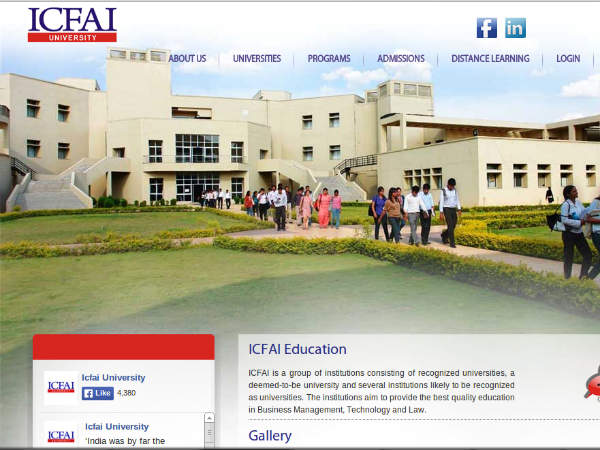 Icfai business law papers
