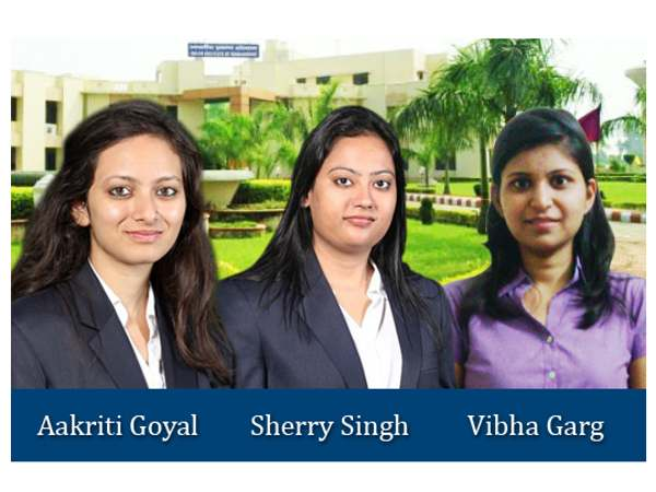 IIM-K Students Win Seats at Insight Dubai 2014