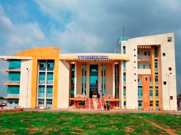PG Programme Admission at IIM Raipur