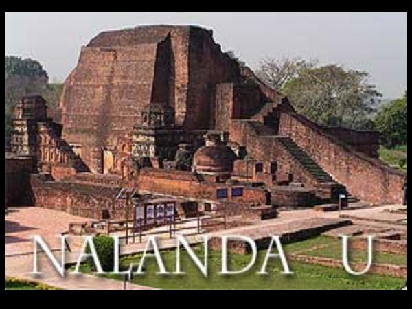 Financial Support to Nalanda University