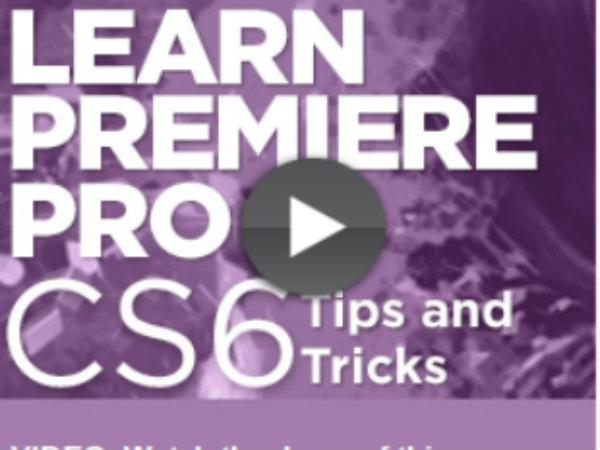 Online course on Adobe Premiere Pro