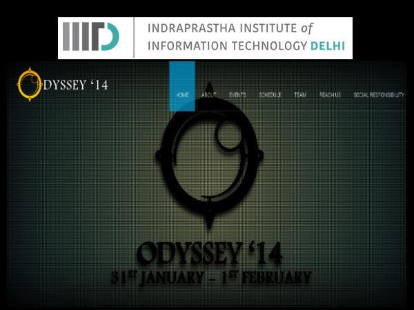 "IIIT-D declares ""Odyssey '14"", a cultural fest"