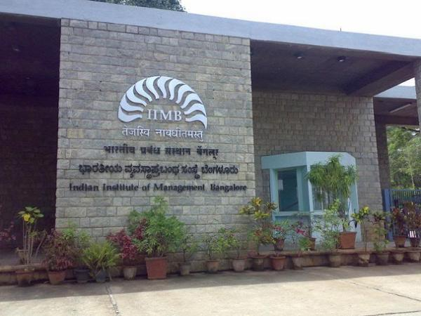 IIM-B ranked No. 1 in Study of Indian universities