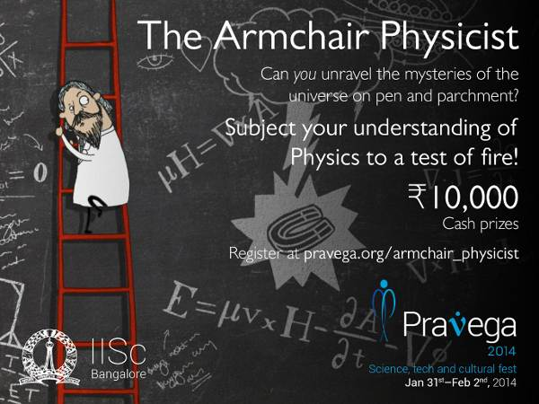 The Armchair Physicist: