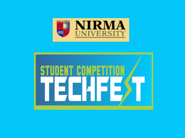 Nirma University, Ahmedabad invites for Tech Fest
