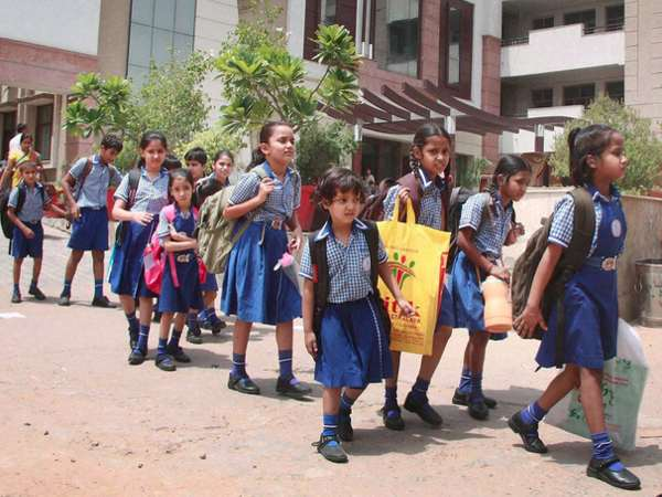 50% seats reserved in private schools for children