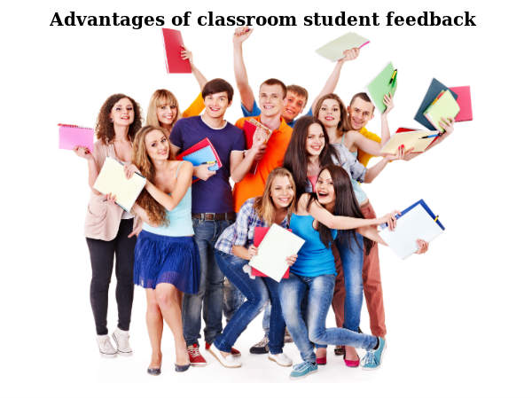 Advantages of classroom student feedback