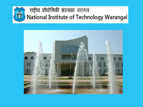 Guest Lecture Series at NIT, Warangal