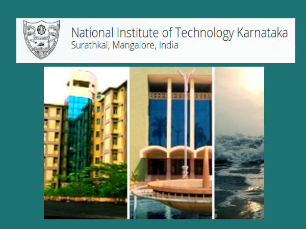 NIT Surathkal- application invited for JRF