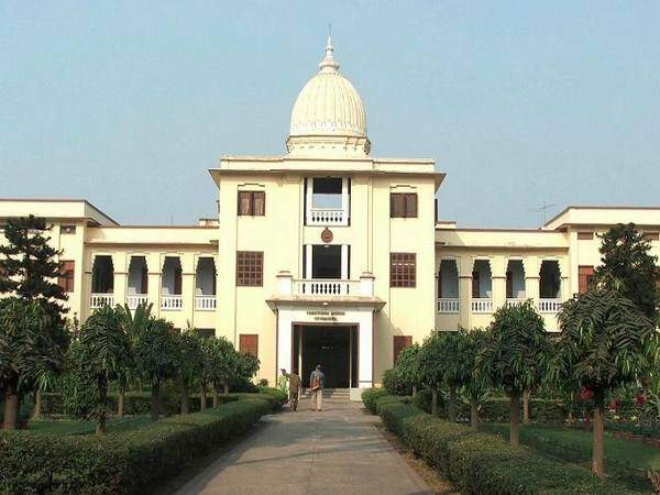 Ph.D in Zoology at Calcutta University