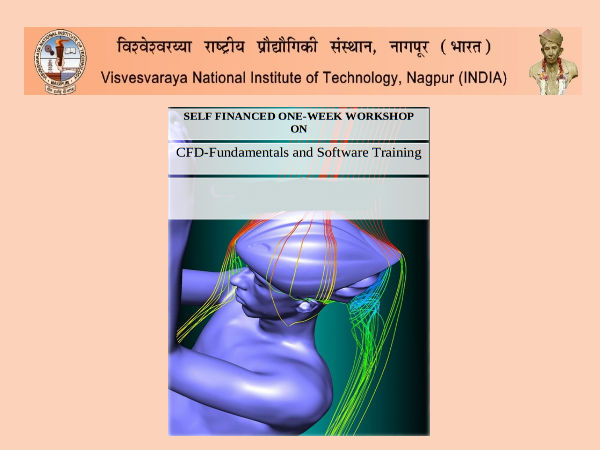 VNIT, Nagpur's  Fundamentals and Software Training